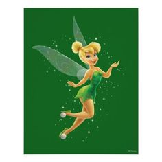 Cute Tinker Bell pose