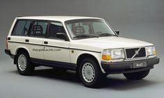 Never-been Predecessor of Volvo XC90