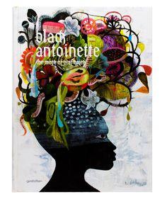 Black Antoinette: The Work of Olaf Hajek