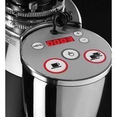 Commercial espresso grinder brand new silveroriginal box Mazzer Robur - E Coffee Barista, Espresso Coffee, Coffee Maker, Keurig, Electronics, Personalized Items, Silver, Coffee Grinders, Coffee Machines