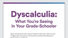 Do you have questions about dyscalculia, or math learning disabilities, in kids? Get answers to common dyscalculia questions. Writing Problems, Dysgraphia, Math Help, Middle Schoolers, Apraxia, Math Facts, School Psychology, Learning Disabilities, Math Skills