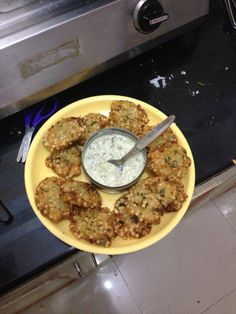 Homemade Sabudana Vada