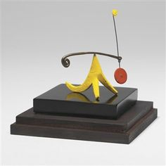 DOWNTURNED TAIL By Alexander Calder ,1964