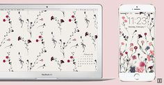 Get our latest wallpaper downloads, complete with at-a-glance calendars.