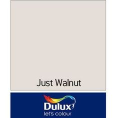 Image result for dulux just walnut silk