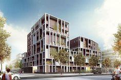 Some ❘ Projets ❘ 56 logements G