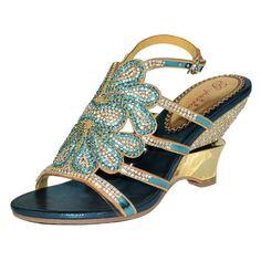 94.80$  Buy here - http://alizqa.shopchina.info/go.php?t=32804953050 - NEW 2017 Europe  Sexy Elegant Flowers Wedge Heels Rhinestone High Heels Women Open Toe Sandals Fashion Summer Woman Shoes 94.80$ #aliexpressideas