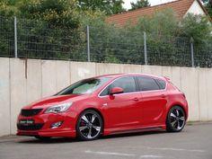 Senner Tuning Opel Astra 5-door (J) '2011–12