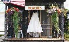 Rustic Country Wedding Dress