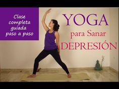 Yoga básico para la Depresión - YouTube