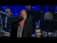 Sting -Englishman in New York. Vind ik het mooiste nummer van Sting (en wat is hij live goed!)