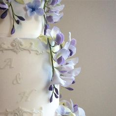 Wisteria by hscakedesign