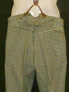 1880 Dated Trousers via Ebay