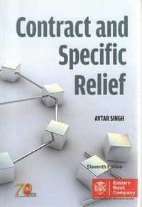 Contract And Specific Relief