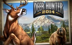 DEER HUNTER 2014 2.2.0 APK – Return to the wilderness in the most visually stunning FPS hunting simulator on Android!