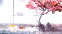 Ubisoft blog - How Child of Light tells a story though gameplay | GoNintendo - What are YOU waiting for?