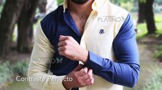 Camisa Slim Fit by Tiendas Platino