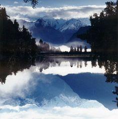 Spiegelungen im Wasser fotografieren