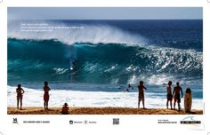 Advertising The Surf Travel Co. tourism agency