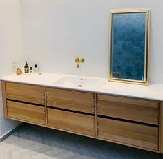 Bathroom Interior, Bathroom Ideas, Terrazzo, Double Vanity, Showroom, New Homes, Instagram, Home Decor, Graham