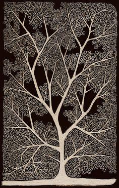 MI LABORATORIO DE IDEAS: labyrinth tree