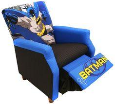 Batman Deluxe Recliner