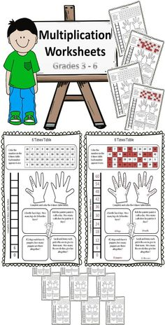 Common Worksheets multiplication ladder worksheets Words, Learning and Word problems on Pinterest