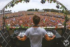 Dannic @ Tomorrowland Belgium 2014 (Weekend 2) | brandnite.com Tomorrowland Belgium, Edm, Music Artists, Life, Musicians
