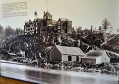 Bamfield History San Francisco Skyline, History, Travel, Beautiful, Voyage, Viajes, History Books, Traveling, Historia