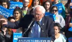 Bernie Sanders Blows Out Donald Trump As 14,000 Show Up For Salt Lake City Rally