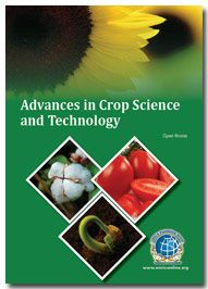 Advances in Crop Science and Technology is a peer-reviewed journal which aims to provide the most rapid and reliable source of information on current developments in the field of Crop Science and Technology. The emphasis will be on publishing quality papers quickly and freely available to researchers worldwide.