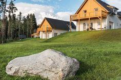 Das Dorf am See - Domy k pronájmu v Frymburk Home Fashion, Cabin, House Styles, Room, Home Decor, Bedroom, Decoration Home, Room Decor, Cabins