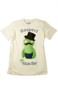 #movember #uglydoll shirt
