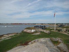 Fort Phoenix, Fairhaven, MA