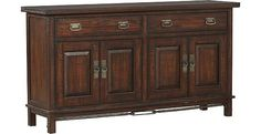 Dining Rooms, Arden Ridge Server, Dining Rooms | Havertys Furniture