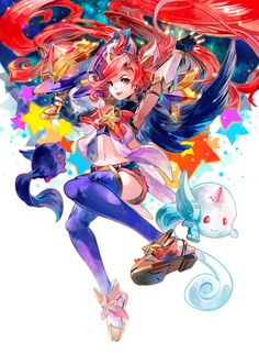 League of Legends artwork from http://www.edibleinkphotopaper.com Star Guardian community creations | League of Legends