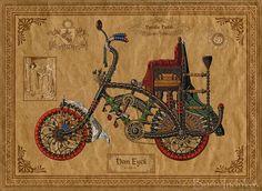 Van Eyck  by Boris Indrikov