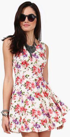 Garden Growth Dress