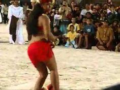 Tahitian Dancing | Heiva i Bora-Bora 2010    #Tahitian #Dance #Dancing #Performance #Heiva #Bora #2010 #Pareo #Grass #Skirt