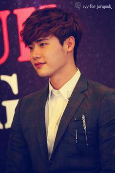 2015.03.28 Lee Jong Suk PressCon FM in Shanghai Cr.Logo