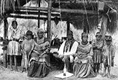 Three generations of Seminole Indians, ca 1912