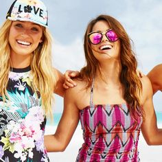 5acef29041d18 Have a blast at the beach in our new HAPARI swim styles! We have a