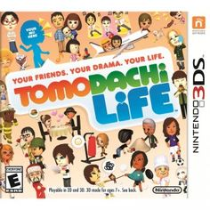 Tomodachi Life for Nintendo 3DS takes players to a private island and gives you a whole new way to play with Miis.