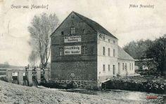 Nowa Wieś Lęborska- młyn Ernesta Koniga Pommer