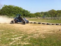 Quad Bike and Off Road Buggies - East Sussex Spend a day immersed in off road driving! With this combo adventure youll get to not only get to experience the thrill of racing a quad bike but youll be able to have a go on one of the off road buggi http://www.MightGet.com/january-2017-11/quad-bike-and-off-road-buggies--east-sussex.asp