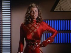 Markie Post guest starring on Buck Rogers In The 25th Century