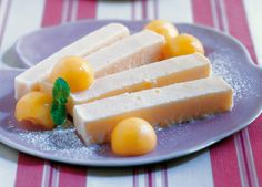crema gelata di melone