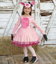 pretty pig costume  sc 1 st  Pinterest & 115 best Costumes for teachers images on Pinterest   Halloween prop ...