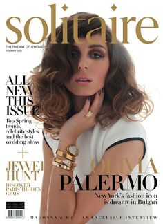 THE OLIVIA PALERMO LOOKBOOK: Looking back on 2012 : Magazine Covers
