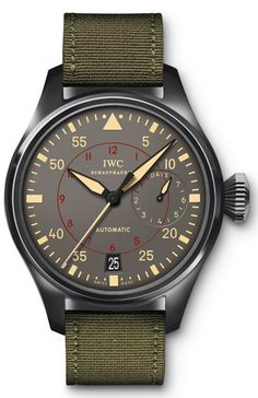 IWC Miramar Top Gun Big Pilot's Watch